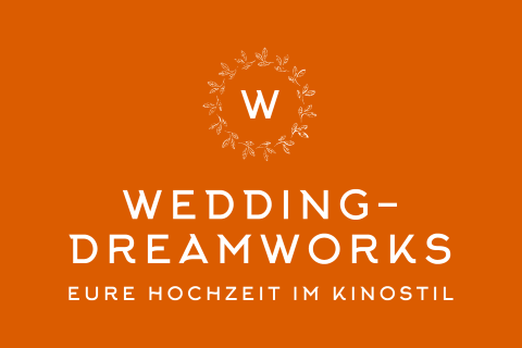 Wedding-DreamWorks, Hochzeitsfotograf · Video Tübingen, Reutlingen, Logo