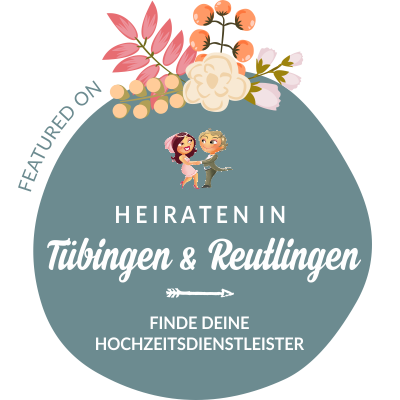 Featured auf Hochzeit & Heiraten in Tübingen, Reutlingen, Neckar-Alb