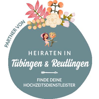 Partner von Hochzeit & Heiraten in Tübingen, Reutlingen, Neckar-Alb